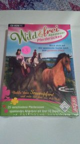 CD-ROM Horse games in german new in Lawton, Oklahoma