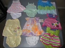 Girls 0-3 month dresses in Naperville, Illinois
