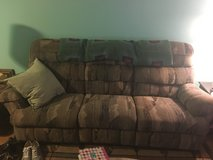 Couches (with foot rests) in Alamogordo, New Mexico