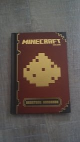 Minecraft book in Okinawa, Japan
