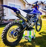 2014 Yz450f thousands in parts in Camp Pendleton, California