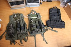 BT Paintball Vests w/Pod/Tank Holders in Okinawa, Japan