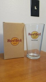 Brand new Hard Rock Cafe Collector glass in Bellaire, Texas