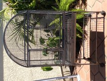 Bird cage in Temecula, California