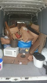 INSTAJUNK  REMOVAL TEAM:  TRASH HAULING, DEBRIS REMOVAL,  #WEHAUL in Ramstein, Germany