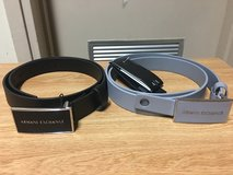 ARMANI EXCHANGE BELTS in Okinawa, Japan