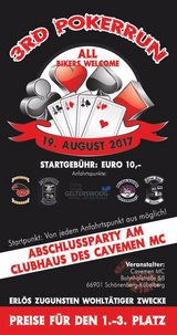 Poker  Run in Ramstein, Germany