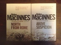 2 by Helen MacInnes: north from Rome, above suspicion in Kingwood, Texas