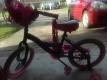 16 inch Huffy Princess bike in Baytown, Texas