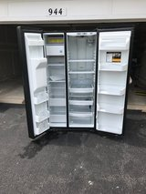 GE Profile Side by Side Refrigerator in Naperville, Illinois