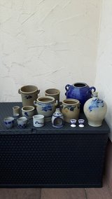 17-Piece German Pottery Collection *Reduced Price* in Spangdahlem, Germany