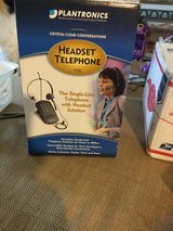 Plantronics headset phone in Hinesville, Georgia