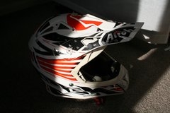 Airoh Motocross Helmet in Lakenheath, UK