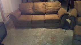 Couch and loveseat in Clarksville, Tennessee