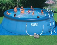 15ft. x 48in. Intex Easy Set Pool & Accessories in Bartlett, Illinois