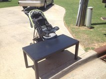 Coffee Table & Stroller in Fort Campbell, Kentucky