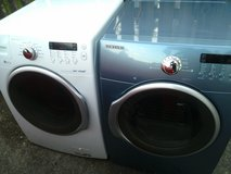 Samsung STEAM HE Washer Dryer. Would DELIVER in Tacoma, Washington