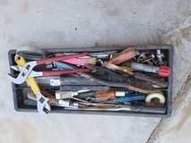 Miscellaneous tools in 29 Palms, California