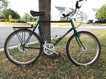 Raleigh Elkhorn Mountain Tour bicycle in Lockport, Illinois