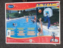 Swim Ways 2-in-1 Game Basketball and Volleyball for the Pool in Aurora, Illinois