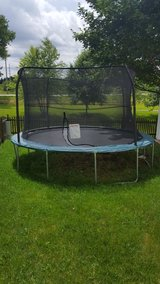 12 ft Trampoline (Excellent conditon) in Bartlett, Illinois
