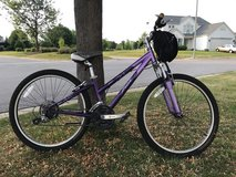 Girls Trek 820 bicycle. Ready to ride. in Lockport, Illinois