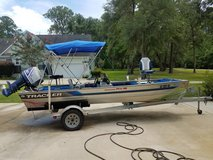 Tracker boat 18 ft, 90 hp in Beaufort, South Carolina