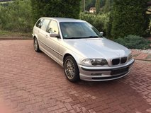 BMW 320 Station Wagon New Inspection in Ramstein, Germany