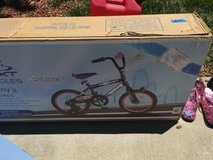 Boys bike in Vacaville, California