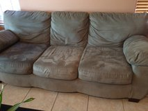 Couch and loveseat. Lowered to $300.00. Don't miss out on this great deal in Alamogordo, New Mexico
