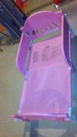 Pink Toddler Bed in Fort Leavenworth, Kansas