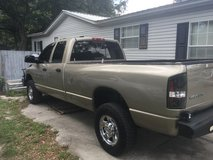 2005 Dodge Ram 2500 diesel in Tampa, Florida