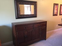 Buffet/Dish Cabinet and Mirror in Fort Knox, Kentucky
