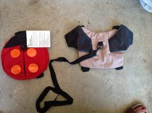Lady Bug & Bat Safety Harness in Fairfield, California