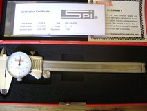 "SPI 6"" Dial Calipers, Brand new in box. Never used. in Fort Polk, Louisiana"