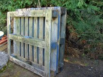 2 pallets free for colection in Lakenheath, UK