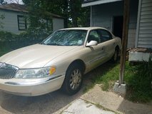 2000 LINCOLN CONTINENTAL in Baytown, Texas