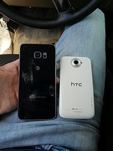 Samsung galaxy s6edge+ and a HTC one with beats audio in Fort Polk, Louisiana