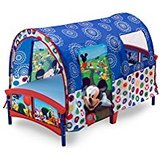 Mickey Mouse Toddler Bed in Yorkville, Illinois