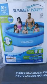10 ft pool with filter in Yucca Valley, California