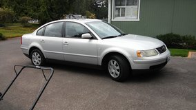 2000 VW Passat in Fort Lewis, Washington