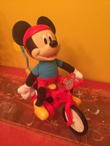 Fisher-Price Disney Mickey Mouse Clubhouse Silly Wheelie Mickey in Morris, Illinois