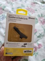 Motormouth III Stereo Hands-free and Audio Car Kit - Brand New - Still in the package in Tacoma, Washington