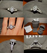 Vera Wang LOVE Collection Engagement ring in Bellaire, Texas