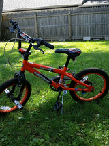 16inch Orange Mongoose kids bike in Chicago, Illinois