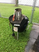 Weber Grill, charcoal starter and more (Kadena) in Okinawa, Japan