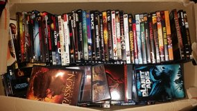 183 x DVD Movies US Region 1 Euro each in Stuttgart, GE