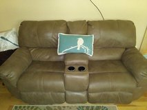Very nice couch & love seat. in Warner Robins, Georgia
