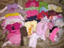 Baby girls clothes lots in Fort Rucker, Alabama