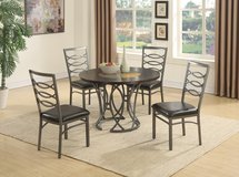 5 PC DINE SET HIGH QUALITY in Riverside, California
